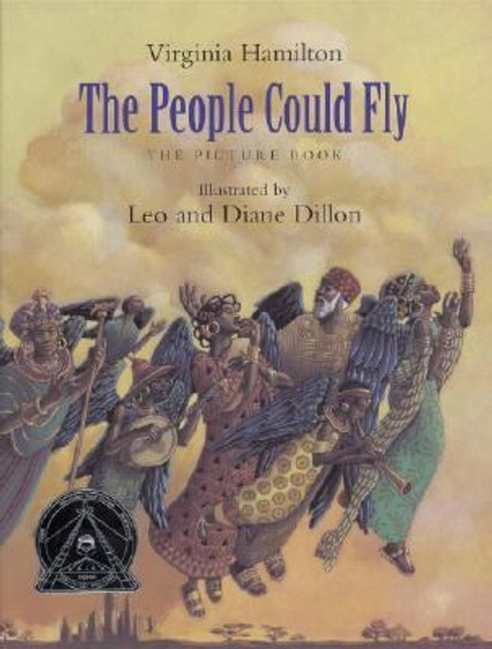 The People Could Fly: American Black Folktales [Hardcover] Cover
