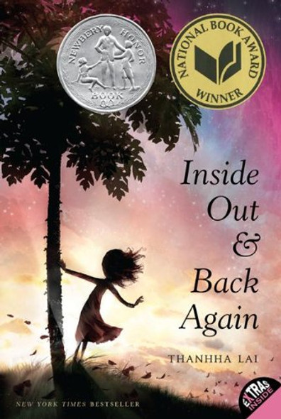 Inside Out and Back Again [Paperback] Cover