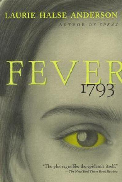 Fever 1793 [Paperback] Cover
