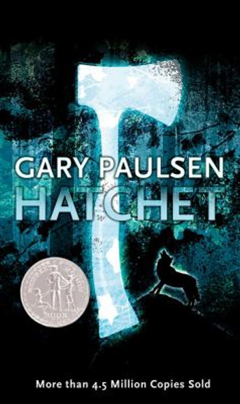 Hatchet [Mass Market Paperback] Cover