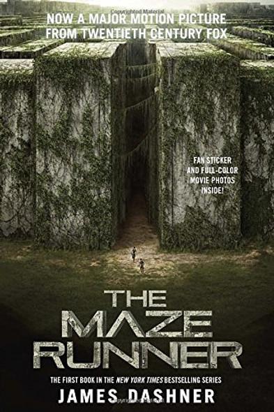 The Maze Runner ( Maze Runner Trilogy ) Cover