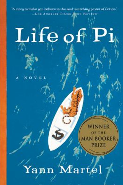 Life of Pi [Paperback] Cover