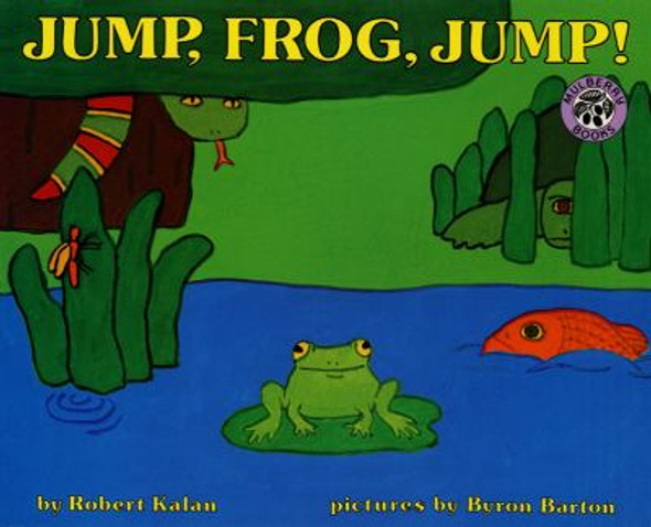 Jump, Frog, Jump! [Paperback] Cover
