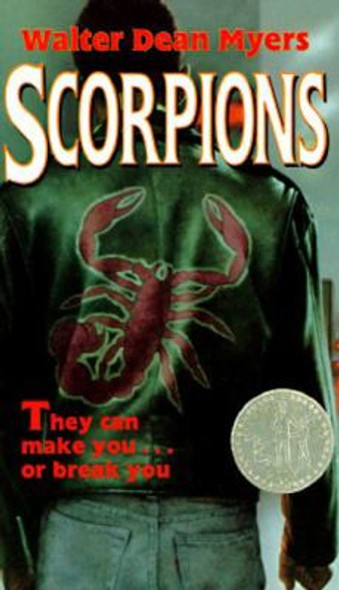 Scorpions [Paperback] Cover