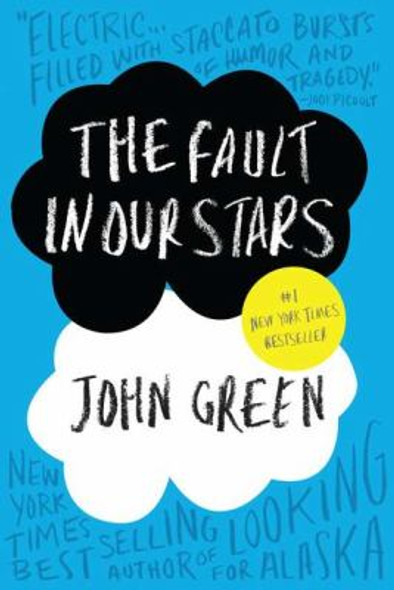 The Fault in Our Stars [Hardcover] Cover