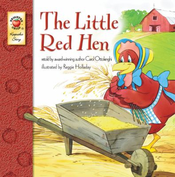 The Little Red Hen [Paperback] Cover