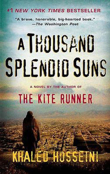 A Thousand Splendid Suns [Paperback] Cover