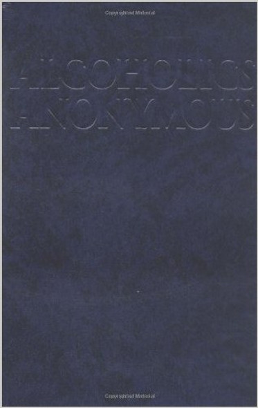 Alcoholics Anonymous Big Book Trade Edition (4TH ed.) [Paperback] Cover