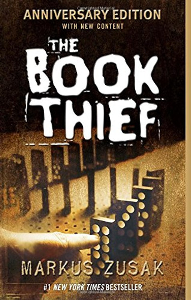 The Book Thief [Paperback] Cover