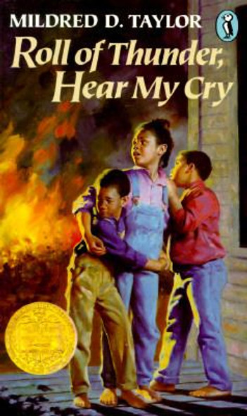 Roll of Thunder, Hear My Cry [Mass Market Paperback] Cover