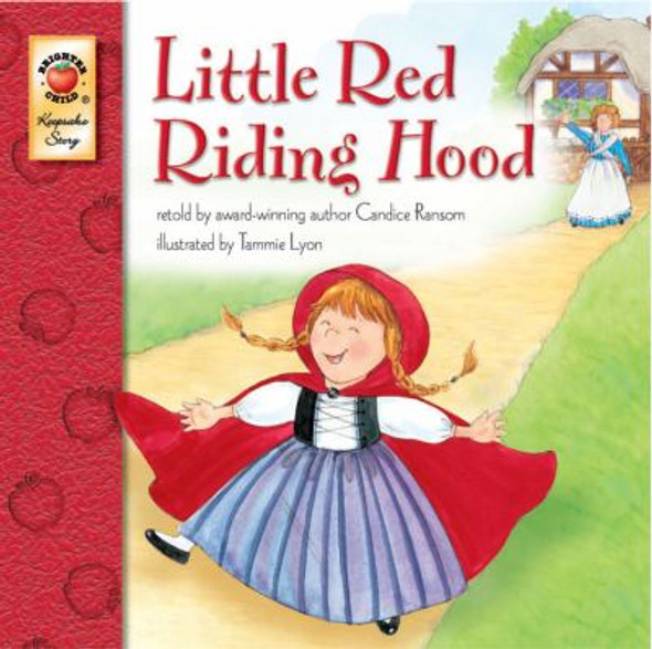 Little Red Riding Hood [Paperback] Cover