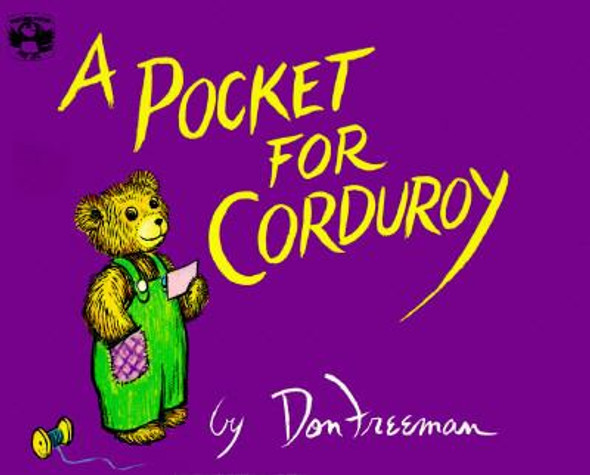 A Pocket for Corduroy [Paperback] Cover