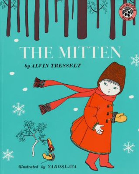 The Mitten [Paperback] Cover