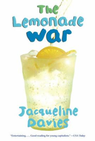 The Lemonade War [Paperback] Cover