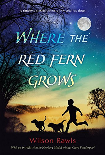 Where the Red Fern Grows [Paperback] Cover