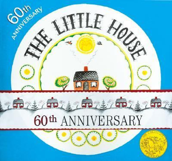 The Little House [Paperback] Cover