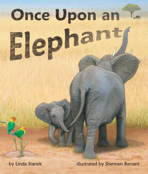 Once Upon an Elephant [Hardcover] Cover
