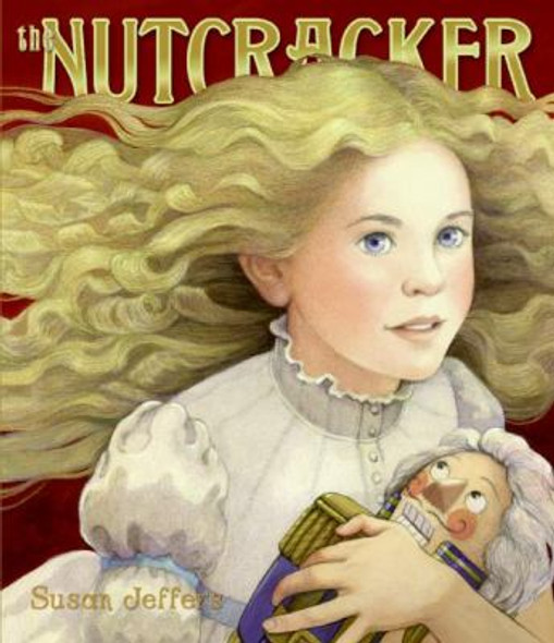 The Nutcracker [Hardcover] Cover