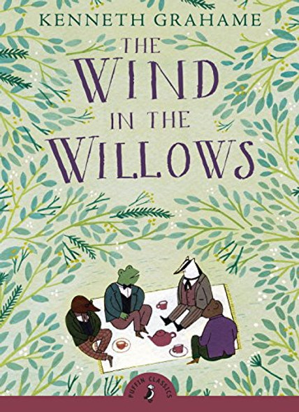 Wind in the Willows [Paperback] Cover