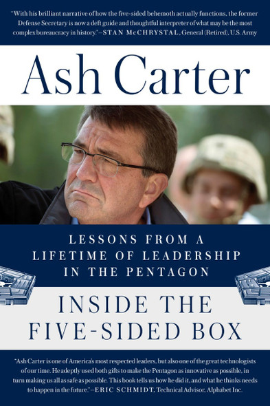 Inside the Five-Sided Box: Lessons from a Lifetime of Leadership in the Pentagon [Paperback] Cover