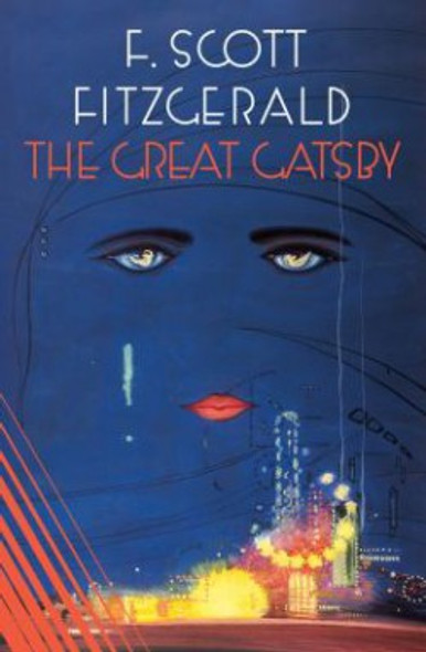 The Great Gatsby [Paperback] Cover