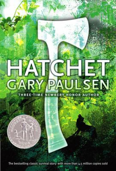 Hatchet [Paperback] Cover