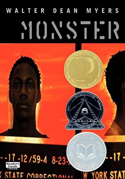 Monster [Paperback] Cover