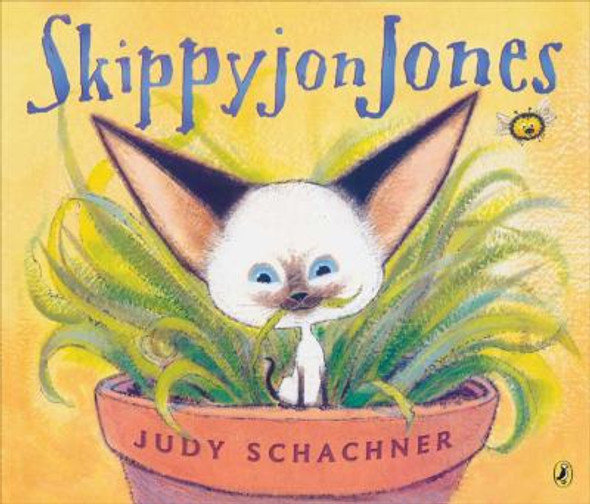 Skippyjon Jones [Paperback] Cover