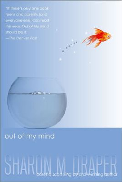 Out of My Mind [Paperback] Cover