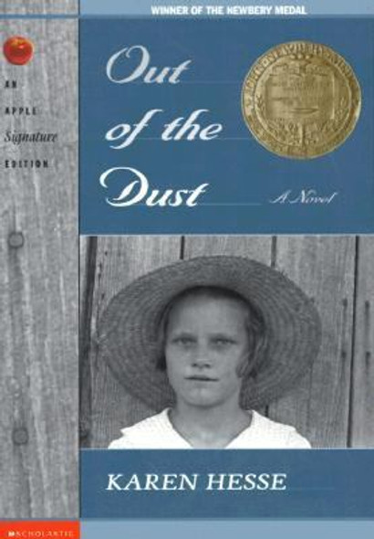 Out of the Dust [Paperback] Cover