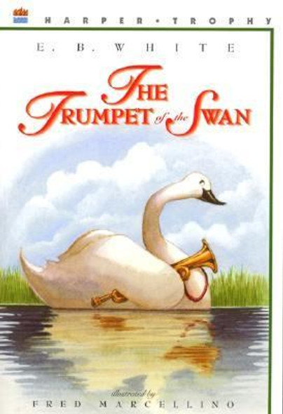 The Trumpet of the Swan [Paperback] Cover