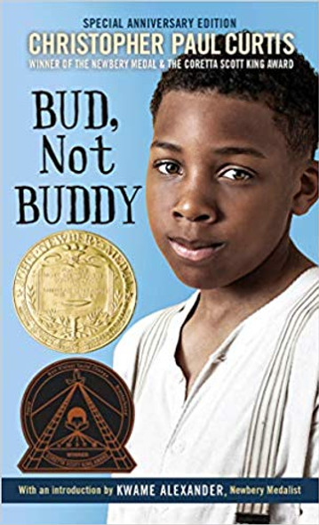Bud, Not Buddy [Mass Market Paperback] Cover