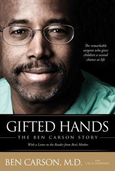 Gifted Hands: The Ben Carson Story [Paperback] Cover