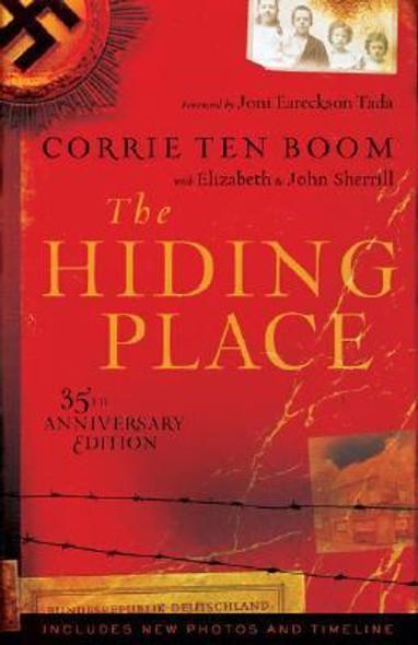 The Hiding Place [Paperback] Cover