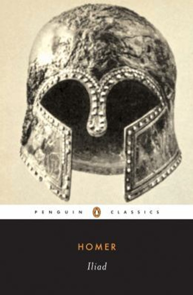 The Iliad [Paperback] Cover