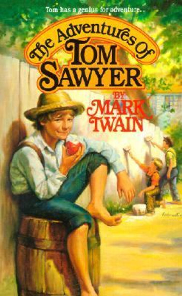 The Adventures of Tom Sawyer [Mass Market Paperback] Cover