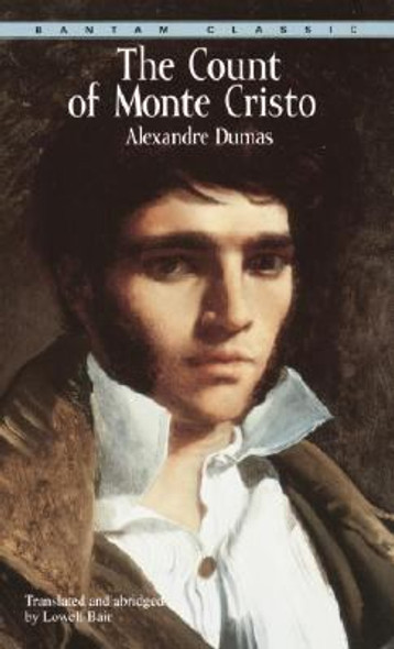 The Count of Monte Cristo (Abridged) [Mass Market Paperback] Cover