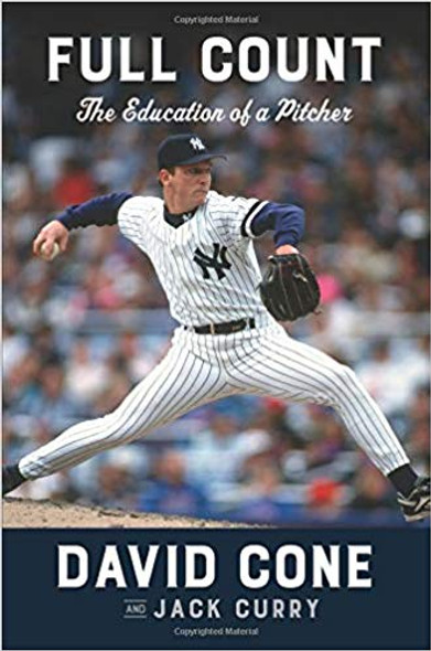 Full Count: The Education of a Pitcher [Paperback] Cover