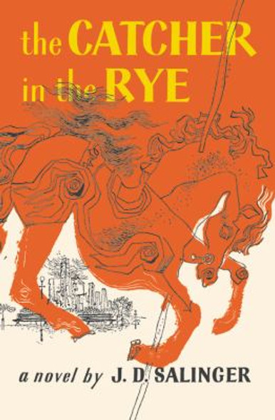 The Catcher in the Rye [Paperback] Cover