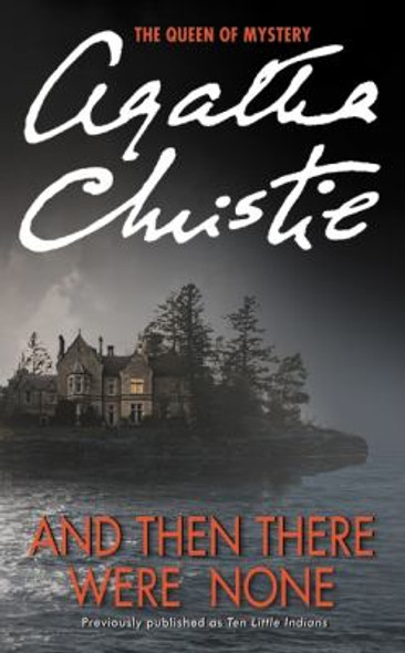 And Then There Were None [Mass Market Paperback] Cover