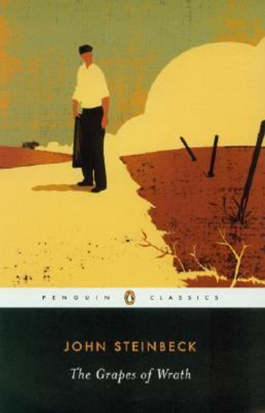 The Grapes of Wrath [Paperback] Cover