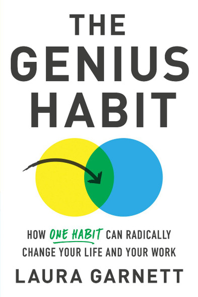 The Genius Habit: How One Habit Can Radically Change Your Work and Your Life [Hardcover] Cover