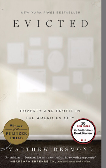 Evicted: Poverty and Profit in the American City [Paperback] Cover