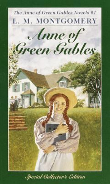 Anne of Green Gables [Mass Market Paperback] Cover