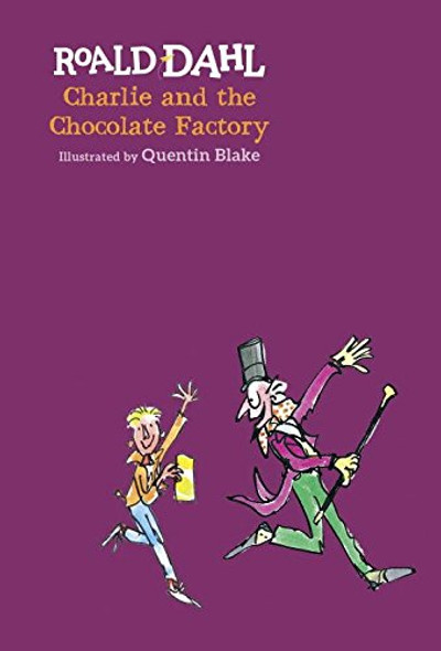 Charlie and the Chocolate Factory [Hardcover] Cover