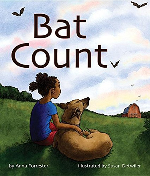 Bat Count: A Citizen Science Story [Hardcover] Cover