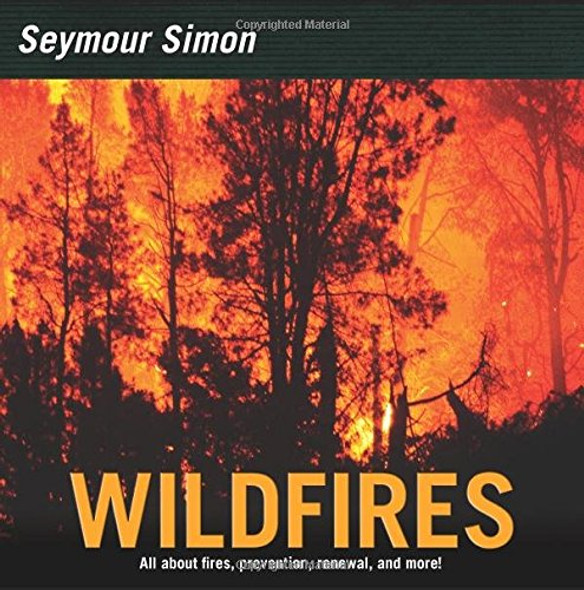 Wildfires [Paperback] Cover