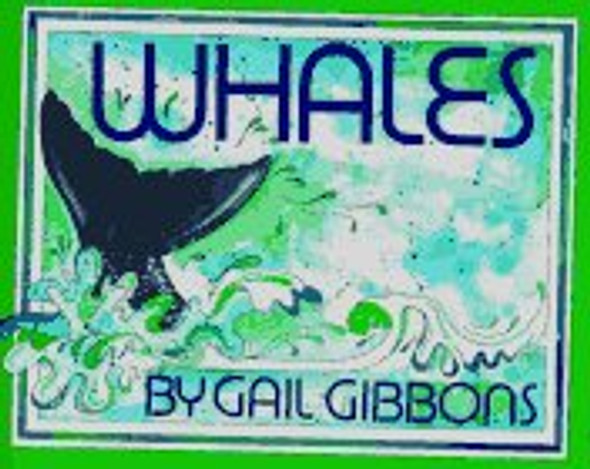 Whales [Paperback] Cover