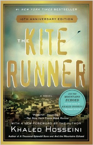 The Kite Runner [Paperback] Cover