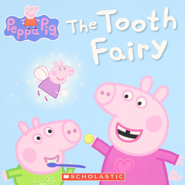 The Tooth Fairy (Peppa Pig) [Paperback] Cover